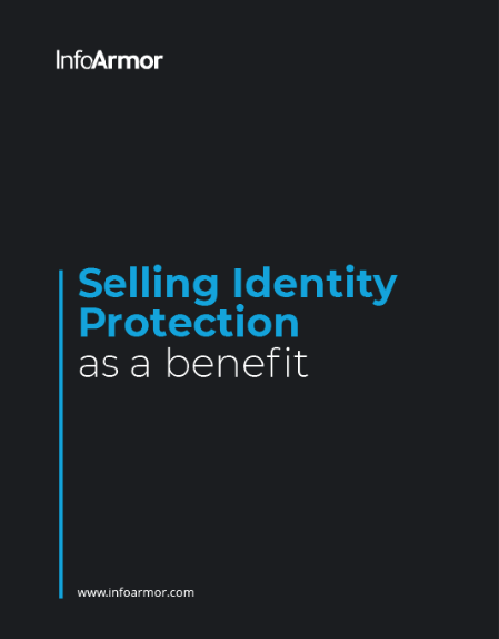 Cover of 'Selling Identity Protection as a Benefit'