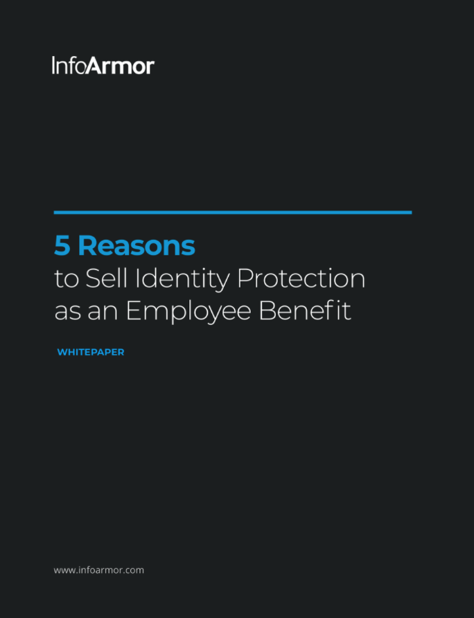 5 Reasons Why Brokers Should Sell Identity Protection as a Benefit